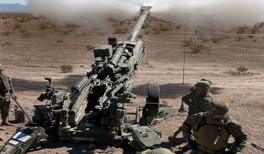 BAE Systems and Emirates Defense Technology team up on M777 Howitzer in the UAE