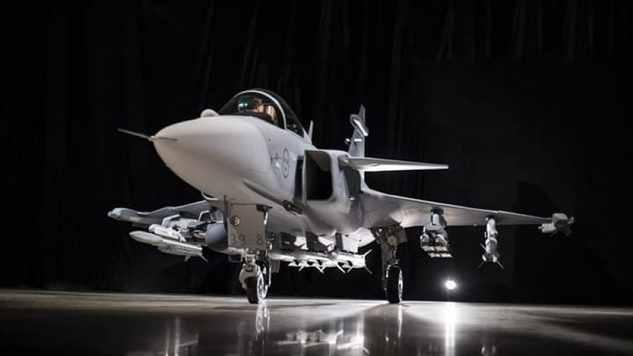 Gripen Leads The World With New Operational Capabilities
