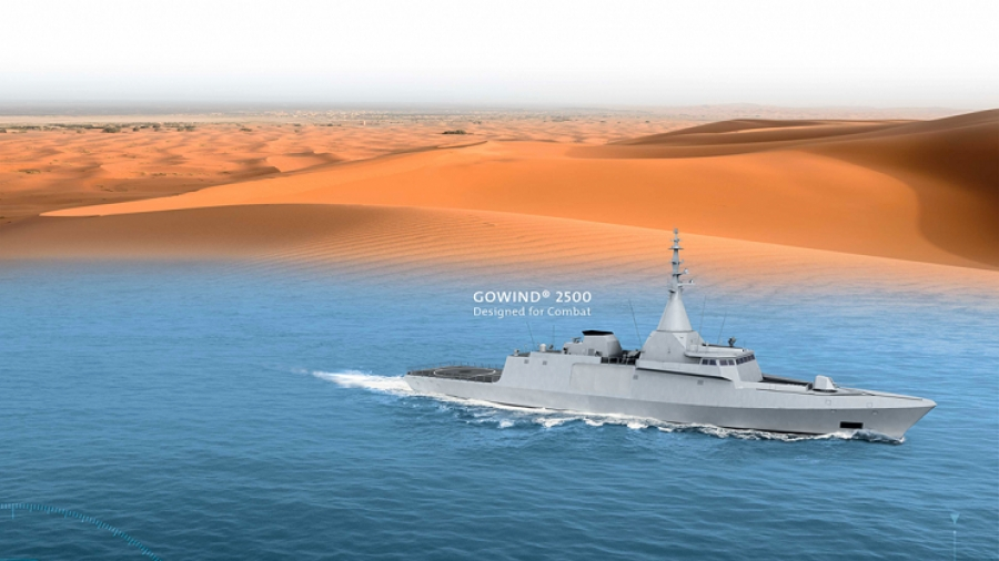 DCNS exhibits at IDEX-NAVDEX in Abu Dhabi, UAE, from 19th to 23rd February