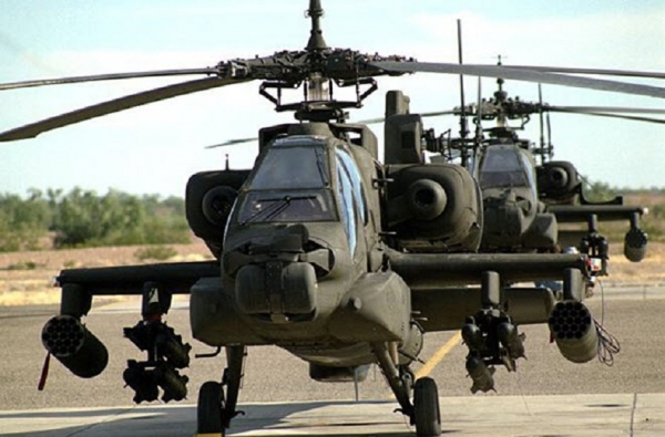 Egypt – AH-64E Refurbished Apache Attack Helicopters and Related Equipment and Support