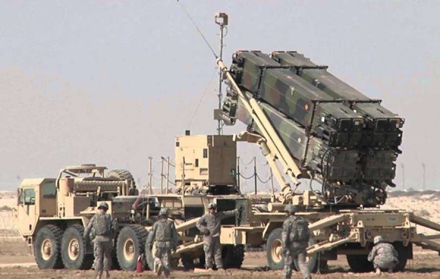امريكا ودول الخليج العربي تحدث منظومات صواريخ الباتريوت الجيل الثالث