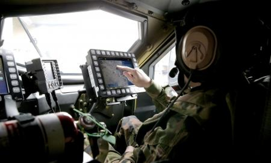 Thales launches Digipack, a ready-to-deploy solution connecting vehicles on the battlefield
