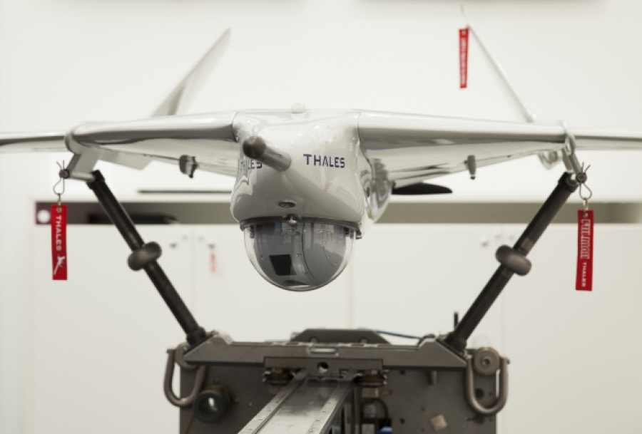 Fulmar X packs a full payload into a mini airframe