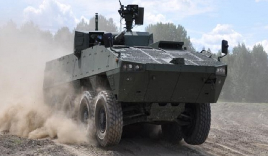 Patria's high-technology products showcased at Eurosatory