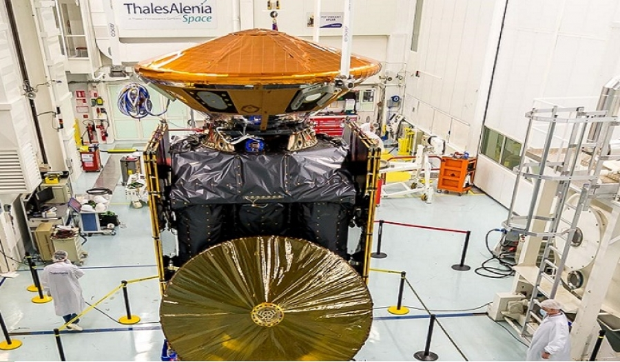 THALES ALENIA SPACE-BUILT EXOMARS SPACECRAFT COMPLETES FUNCTIONALITY ANALYSIS. ALL IS NOMINAL ON BOARD