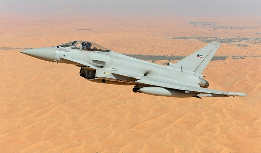 Kuwait Signs Contract for the Delivery of 28 Eurofighter Typhoons