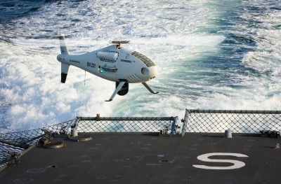 Leonardo AESA radar to go on North African user's unmanned rotorcraft