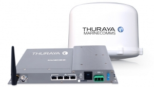 Thuraya and IEC Telecom partner up at OPV Middle East 2016