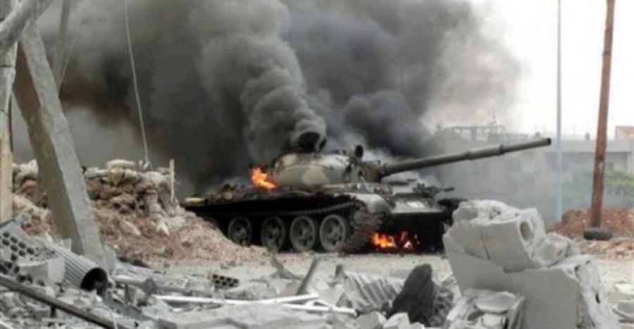 تركيا تطلق اضخم مشروع لتحديث دباباتها القتالية تحت وطاة نتائج حملة درع الفرات