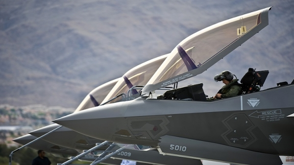 The T-X competition: towards a Boeing/Lockheed faceoff or.. a third choice