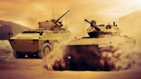 FNSS Exhibits KAPLAN NGAFV and TEBER-30 for the First Time at IDEX
