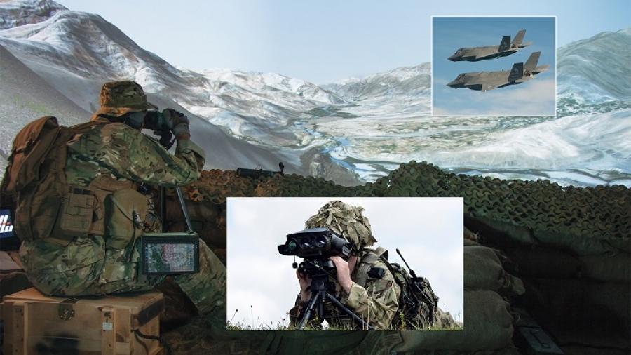 روكويل كولينز تستعرض في ايدكس أحدث نظم إلكترونيات الطيران والشبكات والمحاكاة