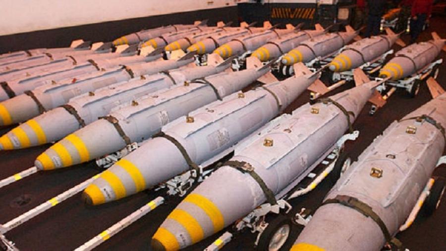 الكويت تتعاقد على شراء جهزيات الذيل الخاصة بالقنابل الموجهة العالية الدقة