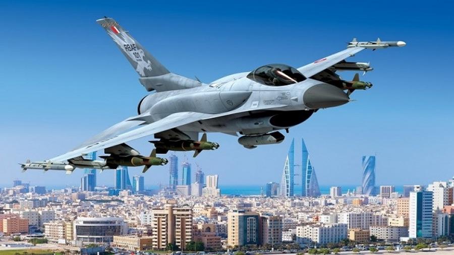 لوكهيد مارتن الراعي الذهبي لمعرض ومؤتمر البحرين الدولي للدفاع 2017