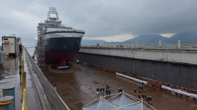 """KRONPRINS HAAKON"" The Most Advanced Oceanographic Icebreakers In The World For The Study Of Climate Change"