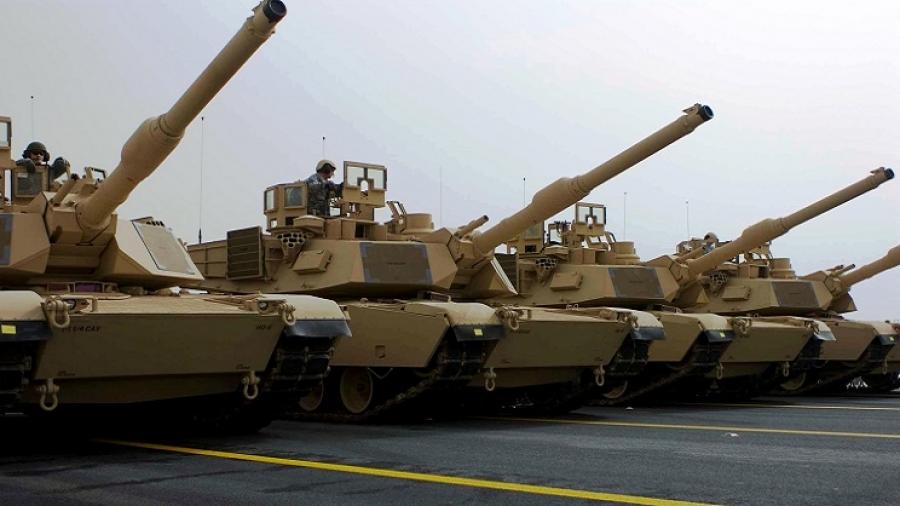 """الكويت تطلق اضخم برنامج لتحديث """"الابرامز M1A2"""" دبابة القتال الرئيسية"""