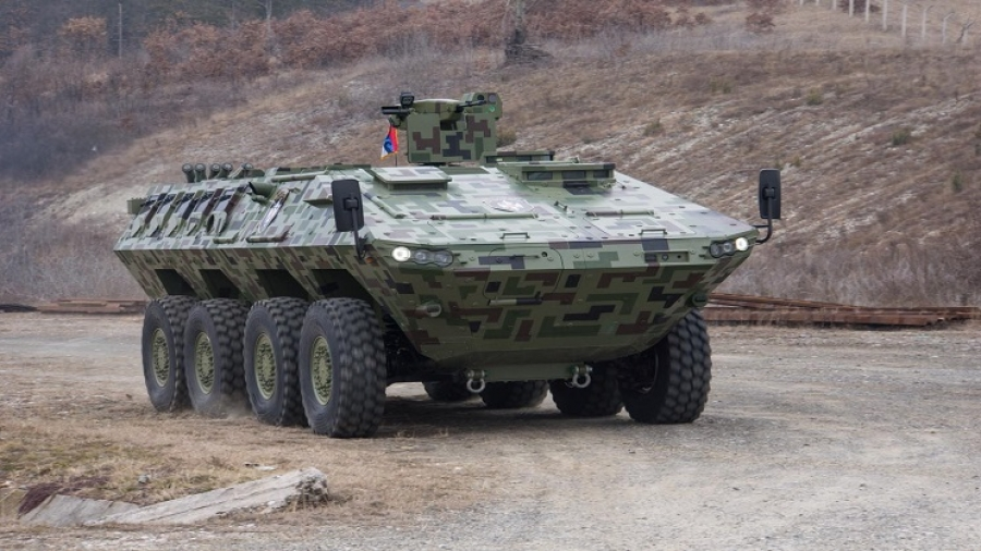 TIMONEY TO SUPPLY FURTHER MODULAR DRIVELINE SYSTEMS FOR YUGOIMPORT LAZAR 8 X 8S