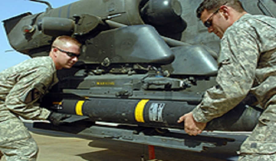 United Arab Emirates-AGM-114 R/K Hellfire Category III Missiles