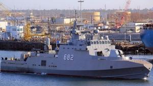 مواصفات زورق صواريخ Ambassador MK III المصري