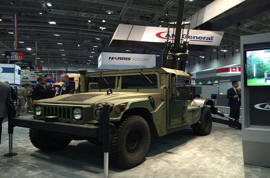 AM General to Showcase Innovative International Vehicle Offerings at IDEX 2017