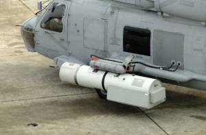 US Navy's AN/AES-1 Airborne Laser Mine Detection System (ALMDS) Achieves Initial Operational Capability