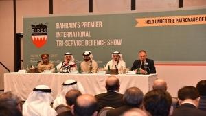 إقبال كبير على المشاركة في معرض ومؤتمر البحرين الدولي للدفاع 2017